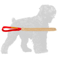 Jute Russian Terrier Tug for Bite Work