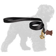 Practical Nylon Black Russian Terrier Leash