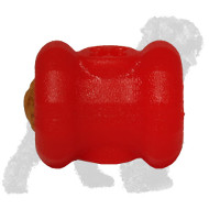 Small Foam Black Russian Terrier Fire Plug