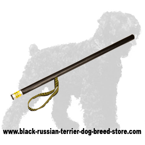 Lightweight Quality Training Plastic Russian Terrier Stick