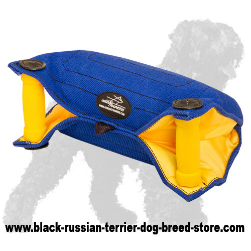 Reliable French Linen Russian Terrier Bite Developer for Puppy Training
