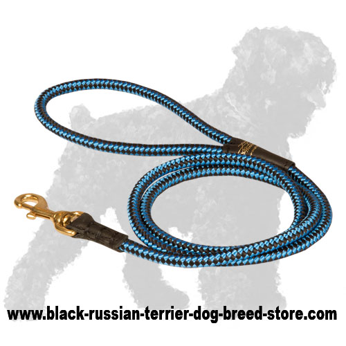 Durable Cord Nylon Russian Terrier Lead