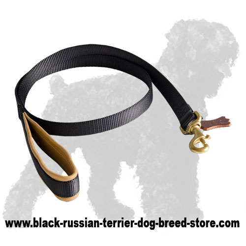 Top Quality Tracking Nylon Russian Terrier Leash