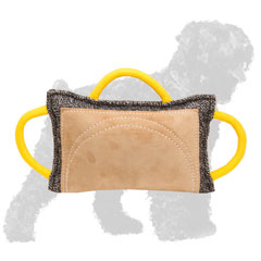 Reliable Training French Linen Russian Terrier Pad
